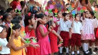 Esa Es Mi Mama Dia de las Madres Jardin de Niños Juana C. Romero Tehuantepec, Oax.
