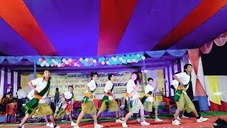 Gwrbw Khonayao Ma Dong Bodo Song Choreograph by Jayanta Rabha Royal School of Dance Udalguri
