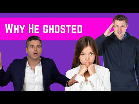 Xxx Mp4 Why He Ghosted After Sex Adam LoDolce 3gp Sex