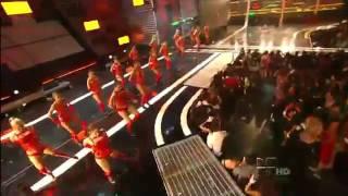 Daddy Yankee Ft Prince Royce - Ven Conmigo En Vivo HD - Premios Juventud 2011