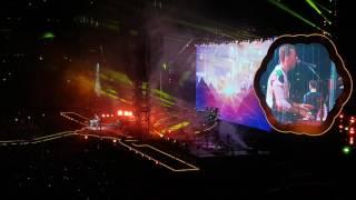 ColdPlay - Hymn For The Weekend Warszawa 18.06.2017