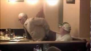 Jackass Bad Grandpa - Scène de pets ( Fart Scene )