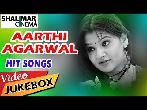 Aarthi Agarwal Hit Video Songs Jukebox || Best Collections || Shalimarcinema