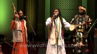 Baul singers from Bengal