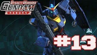 Dynasty Warriors: Gundam Reborn - English Walkthrough Part 13 Mobile Suit Zeta Gundam [HD]