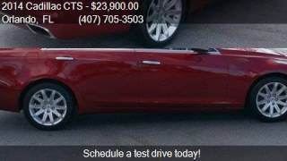 2014 Cadillac CTS 2.0T Luxury Collection 4dr Sedan for sale