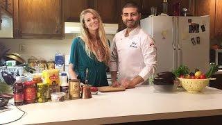 Amerikan Mutfağında Bir Türk & Amerikalılara Karnıyarık Tattırdık