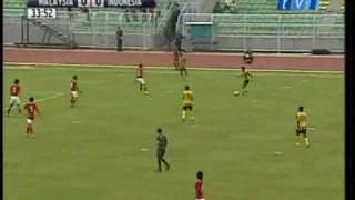 MAS U23 vs INA U23 - First Half