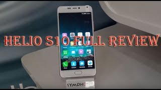 Helio S10 full Review and Specifications 2017_FIRST Impression and Features
