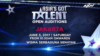 Open Audition in Jakarta | Asia