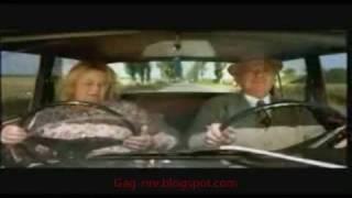 femme au volant veille femme lol