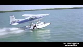 James Bond 007 - Water Ski Stunt  - License to Kill