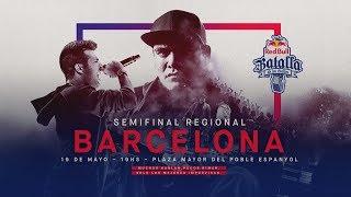 Semifinal Regional Barcelona, España 2018 - Red Bull Batalla de los Gallos