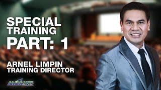 AIM GLOBAL - Arnel Limpin New Distributor Orientation NDO Part 1 of 7