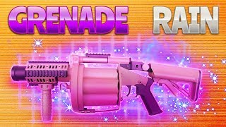 GRENADE RAIN (Fortnite Battle Royale)