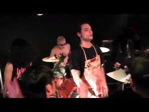 Xxx Mp4 BUTCHER ABC Live At Akihabara Revole 9th February 2013 Pt 1 3gp Sex