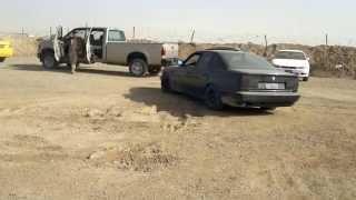 تفحيط BMW بغداد مصطفى شورجه