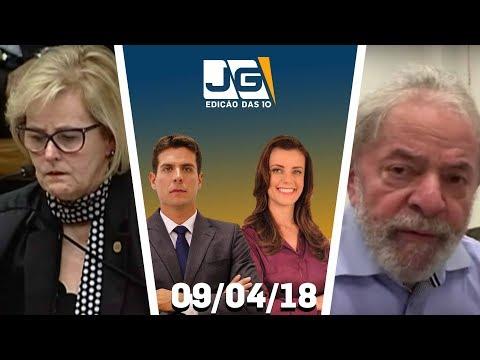 Jornal da Gazeta - Edição das 10 - 09/04/2018