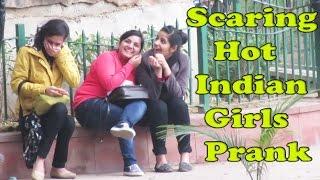 Scaring Hot Indian Girls Lizard Prank | Danger Fun Club | Pranks in India