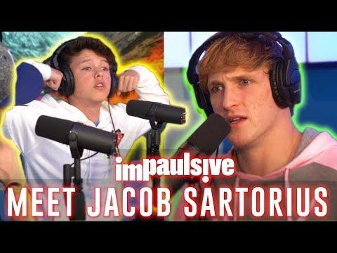 Xxx Mp4 MEET JACOB SARTORIUS THE MOST POPULAR KID ON THE INTERNET IMPAULSIVE EP 12 3gp Sex