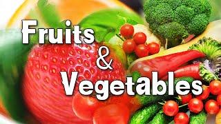 Learn Telugu Pandlu | Fruits and Vegetables | 3D Animation Preschool Telugu Rhymes for Children