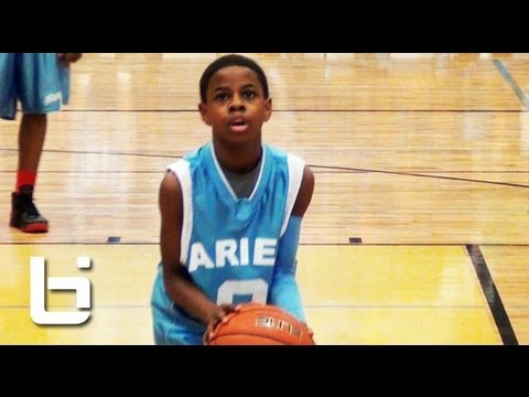 4 11 Chase Adams has Better Handles Than You Top Chicago 7th Grader Official Ballislife Mixtape.