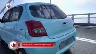 Datsun Go, Mobil Murah Rp60 Jutaan