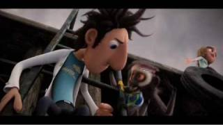 Cloudy With a Chance of Meatballs clip - Dock scene
