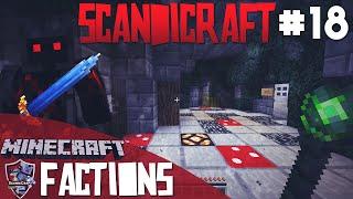 Let's Play Faction - ScandiCraft #18 - DÉCORATION, PVP P4 SCANDIUM ET REDSTONE !