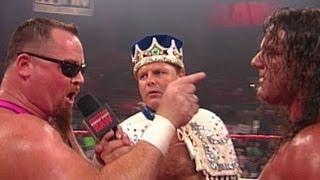 King Court with British Bulldog and Jim Neidhart: Raw,