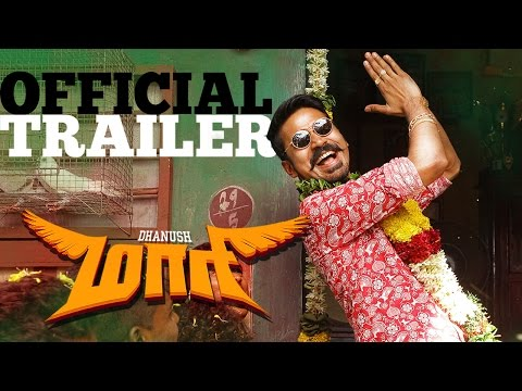 Xxx Mp4 Maari Official Trailer Dhanush Kajal Agarwal Anirudh Balaji Mohan 3gp Sex