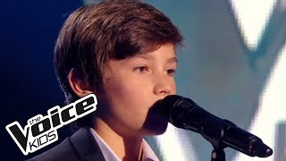 Someone Like You - Adele  | Johan | The Voice Kids 2015 | Blind Audition