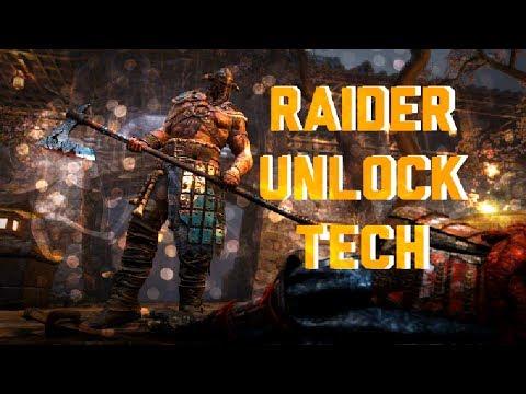Xxx Mp4 For Honor RAIDER UNLOCK TECH 3gp Sex