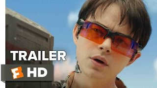 Valerian and the City of a Thousand Planets Teaser Trailer #2 (2017) | Movieclips Trailers