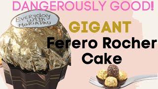 GIGANT Ferero Rocher Cake