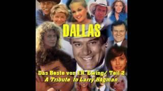 Dallas: The Best of J.R. Ewing /Part 2 (Larry Hagman)   -german-