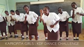 kapropita Girls KDF Dance Challenge