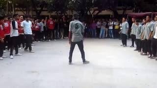 dance Faceoff at  IIT delhi