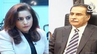 Spot Light With Munize Jahangir - 13 December 2017 | Aaj News