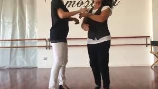 H.O.L.Y. West Coast Swing-Partner Dance