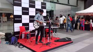 South indian song Mashup   Guitar love   VR Bengaluru   qwerty support team