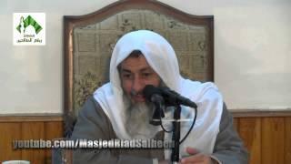 تفسير سورة النور (من الآية 21 إلى 29) للشيخ مصطفى العدوي 13-1-2015