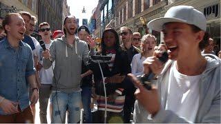 If I were sorry - Karaoke på stan ft. Frans
