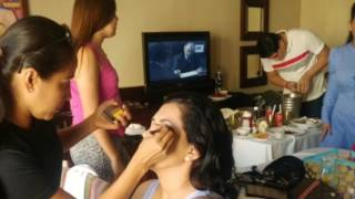 Weedding Hair and make up in Puerto Vallarta