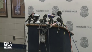 WATCH LIVE: Milwaukee police update on Sterling Brown case
