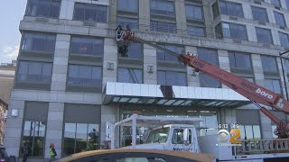Trump Name Removed From Upper West Side Building