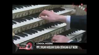 Pipe Organ Terbesar Di Eropa Kembali Dimainkan Di London, Inggris - iNews Malam 25/08