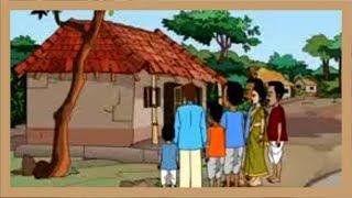 Thakumar Jhuli | Adorer Chhele | Bengali Moral Stories | Bangla Cartoon | Part 3