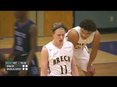 Xxx Mp4 Breck Vs Brooklyn Center Boys High School Basketball 3gp Sex