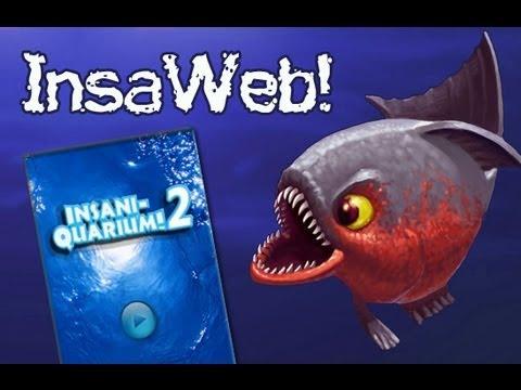 Insaniquarium Deluxe 2 Mod de FishCo